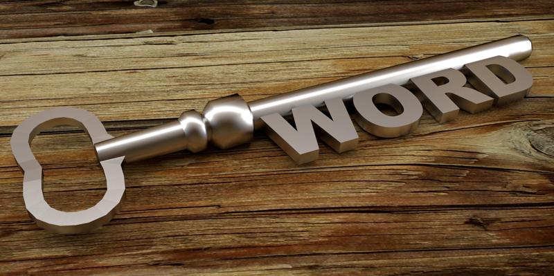 Keywords-Strategy